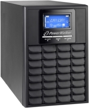 powerwalker vfi 1000c lcd online ups photo