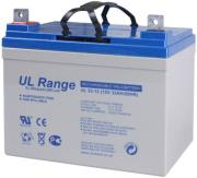ultracell ul33 12 12v 33ah replacement battery photo
