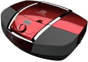 blaupunkt bb 12 cd mp3 boombox usb red photo