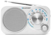 blaupunkt ba 209 travel analogue radio white photo