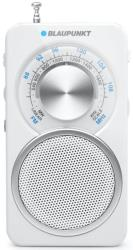 blaupunkt ba 11 pocket analogue radio white photo