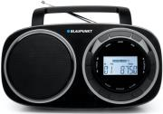 blaupunkt bsd 9000 table top multi band ac dc digital pll radio black photo