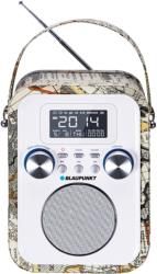 blaupunkt pp20mp portable mp3 player with radio sd microsd usb aux in white photo