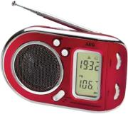 aeg we 4125 radio red photo