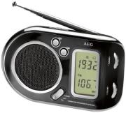 aeg we 4125 radio black photo