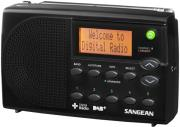 SANGEAN DPR-65 DAB+/FM-RDS DIGITAL RADIO RECEIVER BLACK ήχος   εικόνα   radios