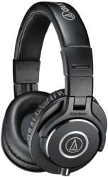 audio technica ath m40x pro headphones black photo