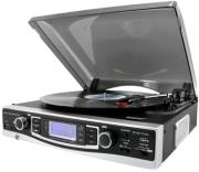 soundmaster pl530 record player with fm radio usb sd and encoding photo