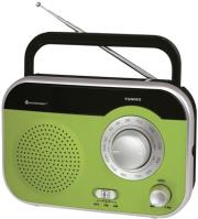 soundmaster tr410gr portable am fm radio green photo