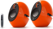 edifier e25 luna eclipse 20 speaker set orange photo