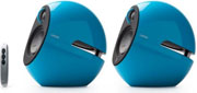 edifier e25 luna eclipse 20 speaker set blue photo