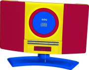 aeg mc 4464 cd mp3 music center kids line photo