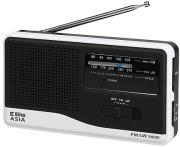 eltra radio asia white photo