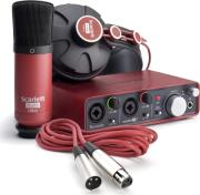 focusrite scarlett studio pack photo