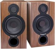cambridge audio aero 2 stand mount speakers walnut photo