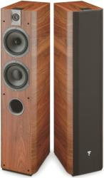 focal chorus 716 2 1 2 way bass reflex floorstanding speakers set walnut photo
