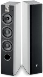 focal chorus 726 3 way bass reflex floor standing speakers set white photo