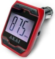 AKAI FMT-701D CAR FM SLOT TRANSMITTER ήχος   εικόνα   mp3 players