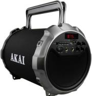 akai abts 28 21 channel portable bluetooth speaker with radio usb sd photo