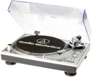 audio technica at lp120 usbhc with hs10 headshell direct drive professional turntable silver photo