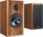 acoustic energy aegis neo 1 bookshelf speakers set walnut photo