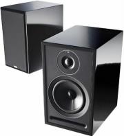 acoustic energy 101 stand mount loudspeaker set black ash photo