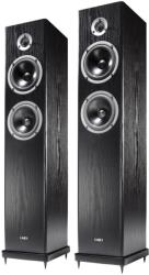 acoustic energy aegis neo 3 floorstanding speakers set black ash photo