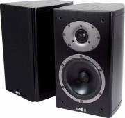 acoustic energy aelite 1 bookshelf speakers set black veneer photo