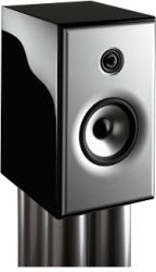 acoustic energy ae1 mkiii reference bookshelf loudspeaker set piano black photo