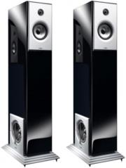 acoustic energy ae3 mkii reference floorstanding speakers set piano black photo