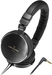 audio technica ath es700 closed back dynamic headphones black photo