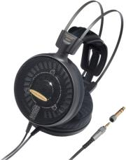 audio technica ath ad2000x audiophile open air dynamic headphones black photo