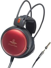 audio technica ath a900xltd limited edition high fidelity closed back headphones red photo