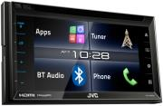 jvc kw v620bte 68 clear resistive touch panel idatalink maestro ready bluetooth photo