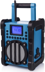 AUDIOSONIC RD-1583 OUTDOOR RADIO / AUX-IN / USB PORT ήχος   εικόνα   radios