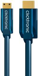 clicktronic hc290 mini hdmi to hdmi cable 1m casual photo