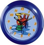 hama 106930 train kids alarm clock photo