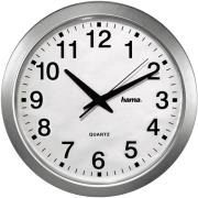 hama 92645 cwa100 wall clock white face photo