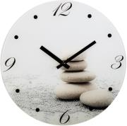 hama 136215 wall clock stones photo