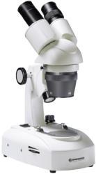 BRESSER RESEARCHER ICD LED 20X-80X STEREO MICROSCOPE ήχος   εικόνα   μικροσκόπια