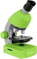 BRESSER JUNIOR 40X-640X MICROSCOPE GREEN ήχος   εικόνα   μικροσκόπια
