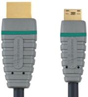 bandridge bvl1502 high speed hdmi mini cable 2m photo