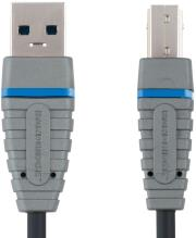 bandridge bcl5102 superspeed usb30 device cable 2m photo