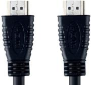 bandridge vvl1201 high speed hdmi cable with ethernet 1m photo
