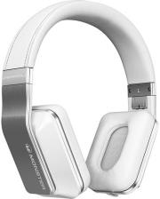 monster inspiration over ear headphones white photo