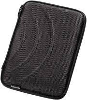 hama 54324 bow hard case for ebook readers 5 black photo