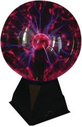 valueline vlplasmaball10 magic plasma light ball photo
