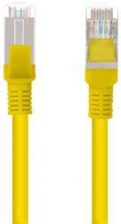 lanberg patchcord cat5e ftp 5m yellow photo