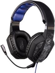 hama 113736 urage soundz gaming headset black photo