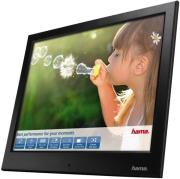 hama 95291 97slb digital photo frame 97 slim black photo